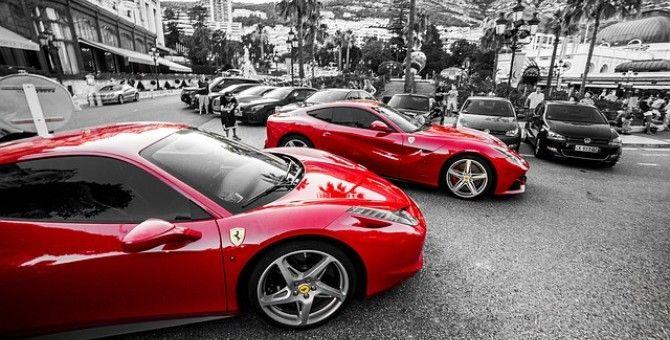 Ferrari  C B