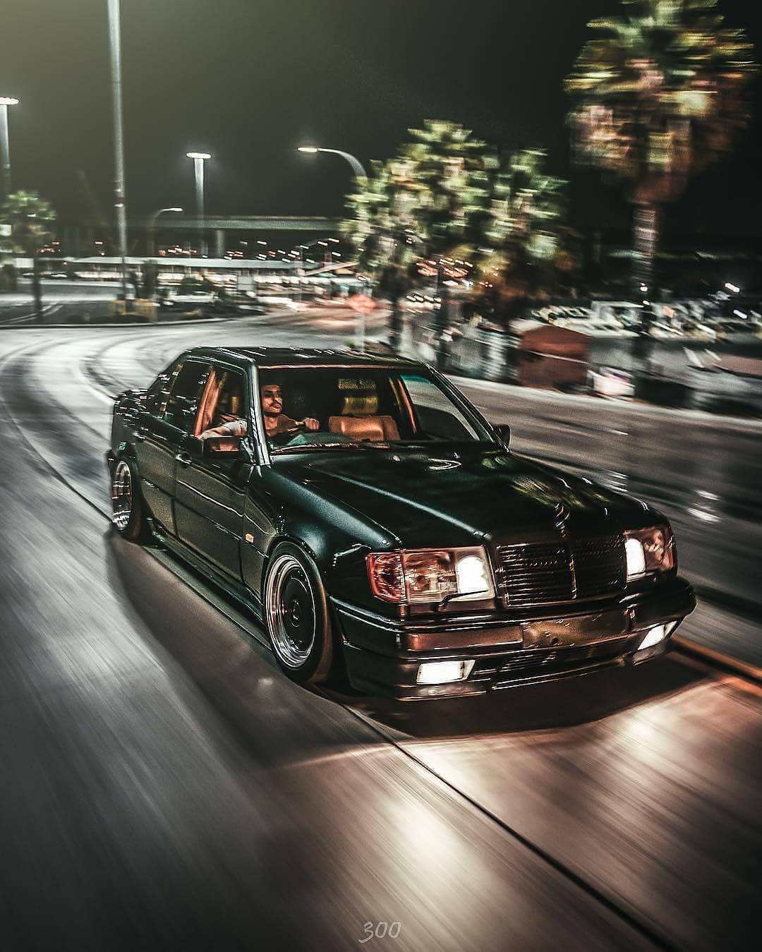 The Hammer Mercedes Benz W124 Mercedes Auto Aufgemotzte Autos