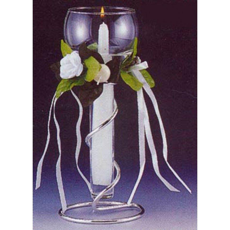 10 5 H Single Floating Taper Candle Holder Best Seller D1098 05