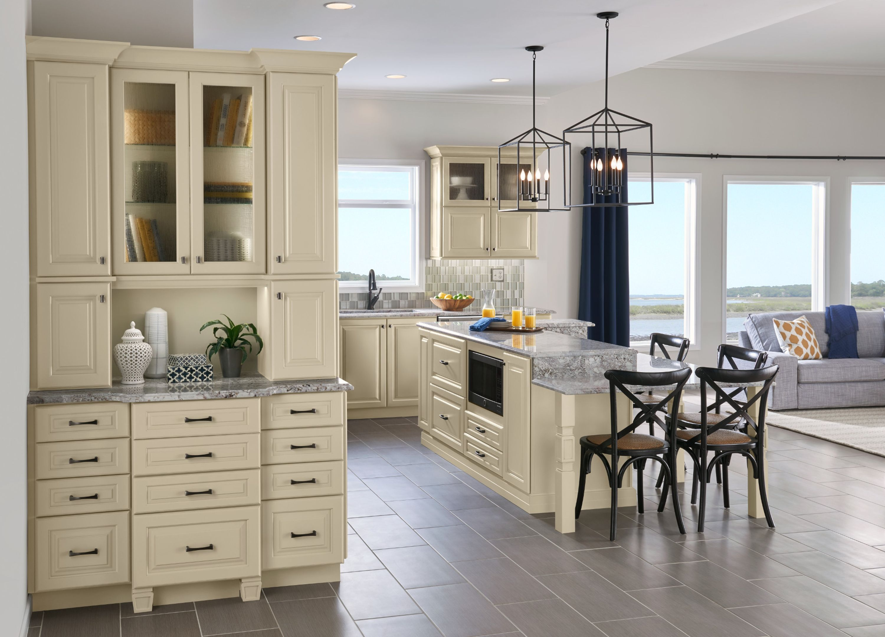Merveilleux Edgeworth | Shenandoah Cabinetry