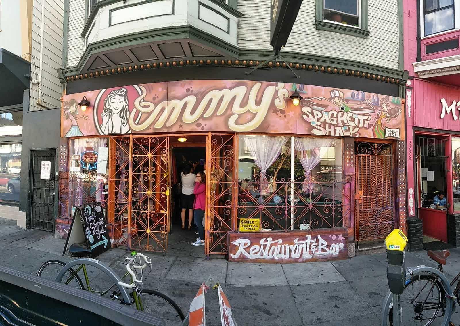 Emmys spaghetti shack spaghetti top restaurants