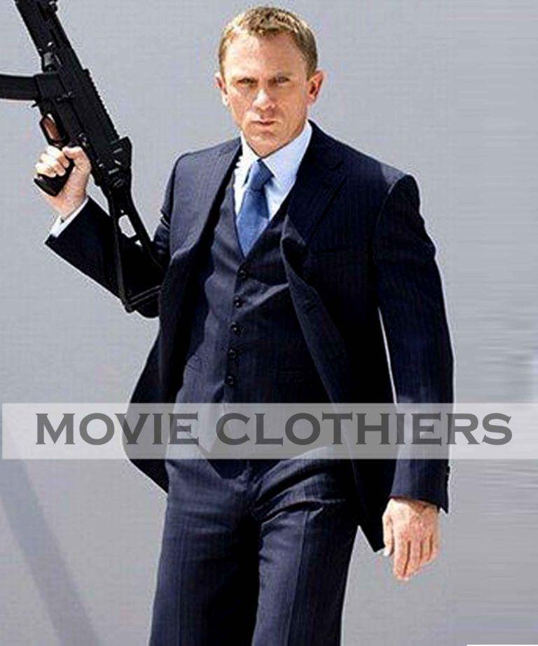 Casino Royale Blue Suit James Bond Casino Royale Casino