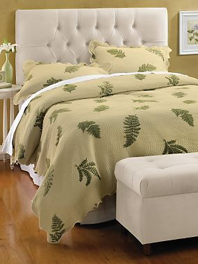 Fern Matelasse Bedding Linensource Bed Spreads Bed Quilt