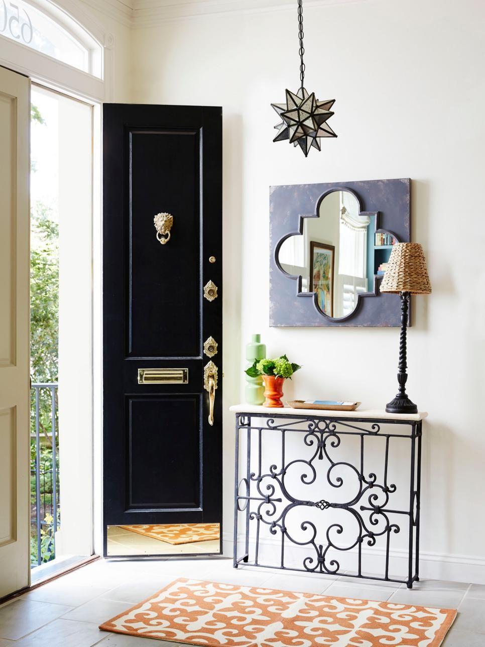 Feng Shui Decor Front Doors