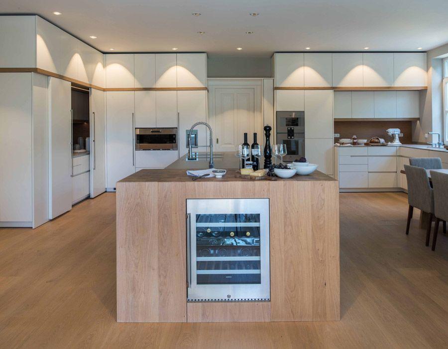 großzügige werkhaus Küche in Altbau werkhaus küchenideen - k che ohne ger te
