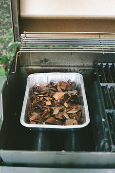 Nothing Beats The Smoky Flavor That Comes With A Charcoal Grill But What Do You If Love Smoke Only Have Gas