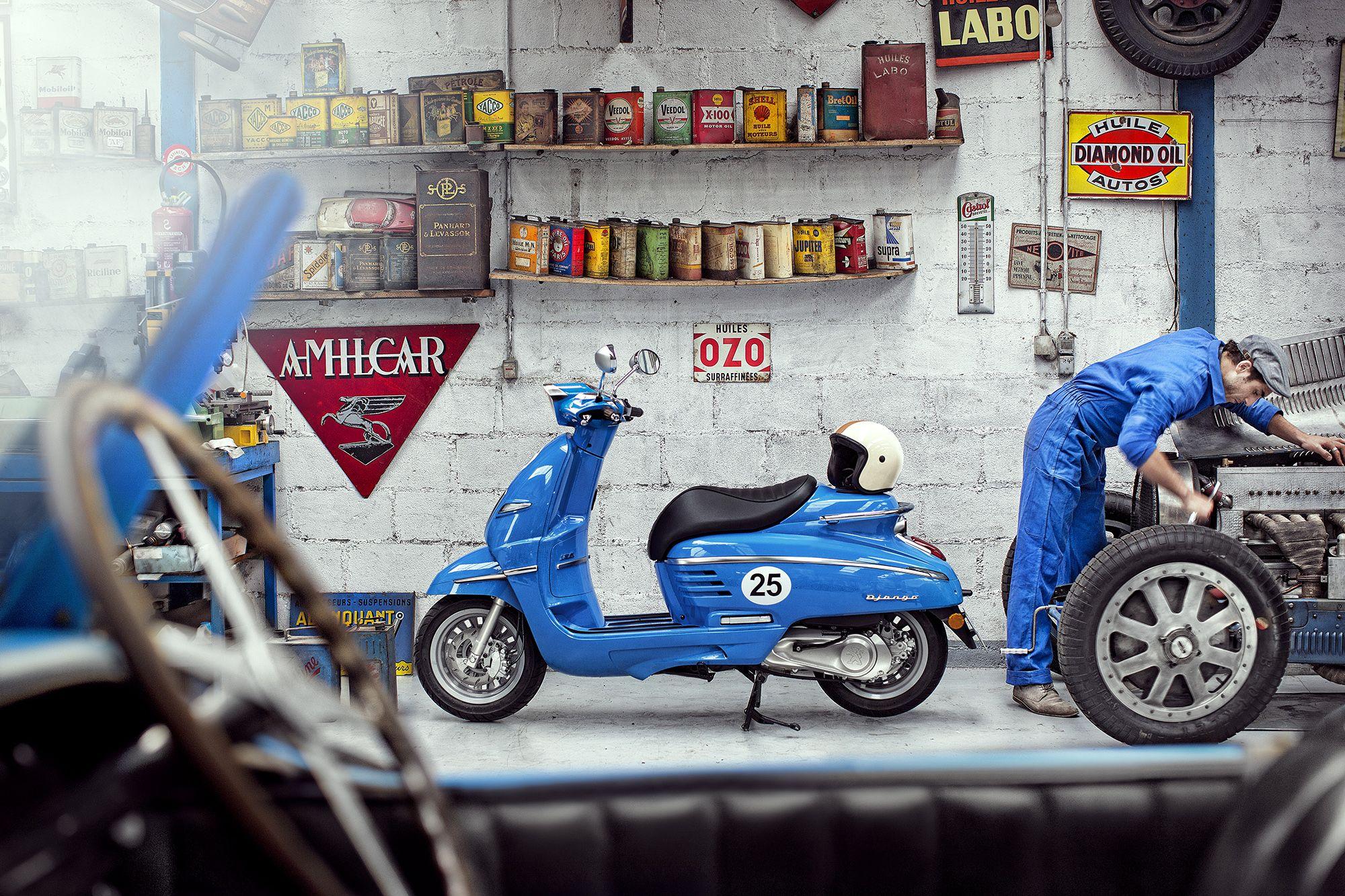 peugeot scooters peugeot django django scooter vintage scooter retro scooter old time. Black Bedroom Furniture Sets. Home Design Ideas