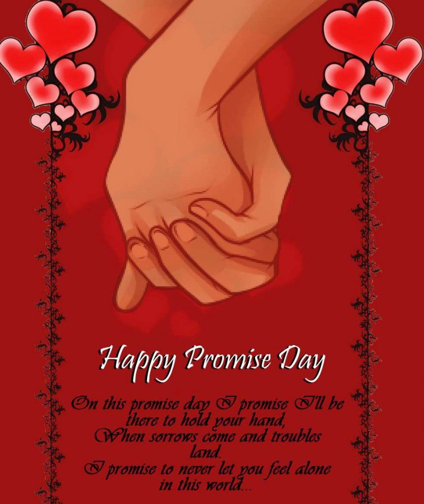 Happy Promise Day Images In 2021 Happy Promise Day Wallpapers Happy Promise Day Promise Day Images