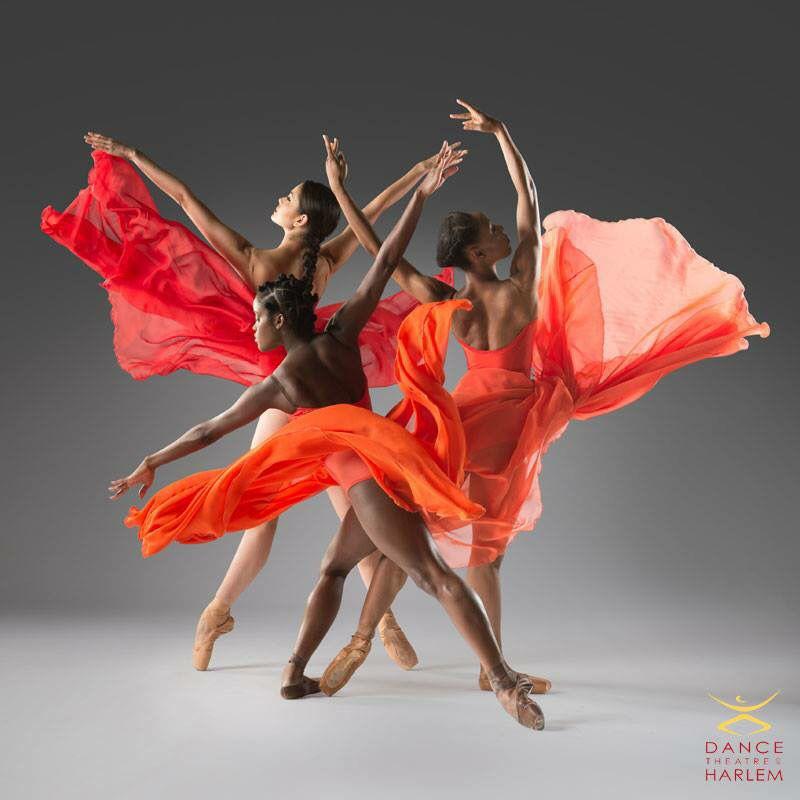 Dance Theatre of Harlem Photographer: Rachel Neville