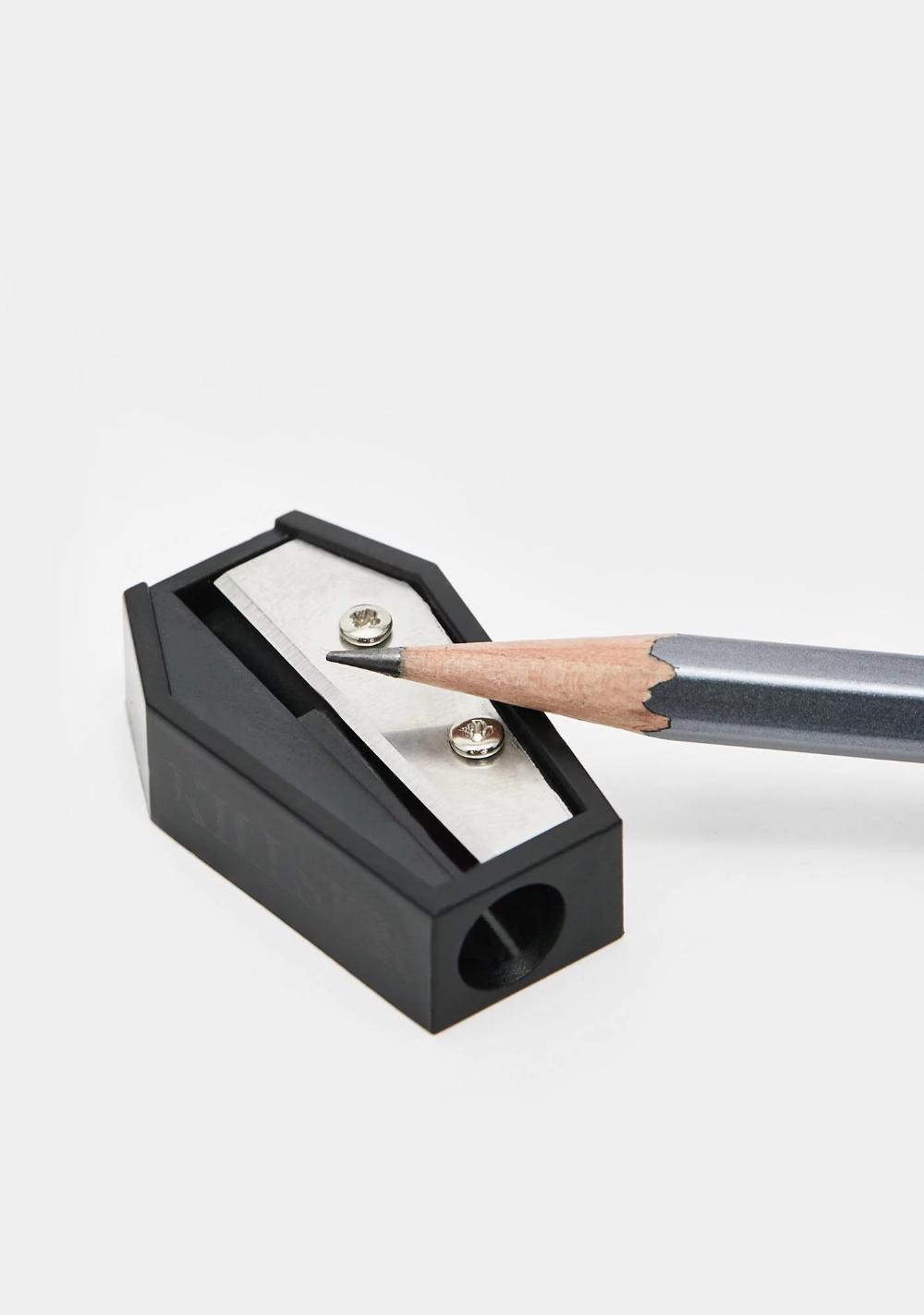 Coffin Pencil Sharpener Sac