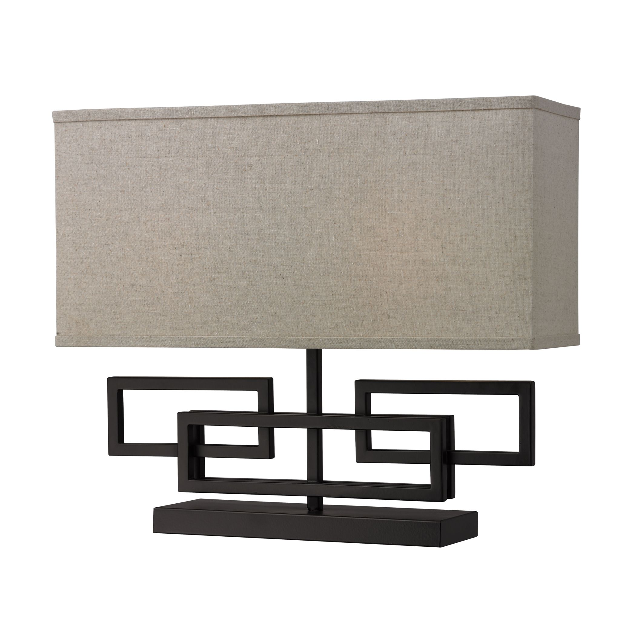 Stand out with this lamp