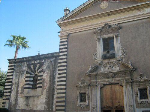 Santa Maria di Gesù, Catania