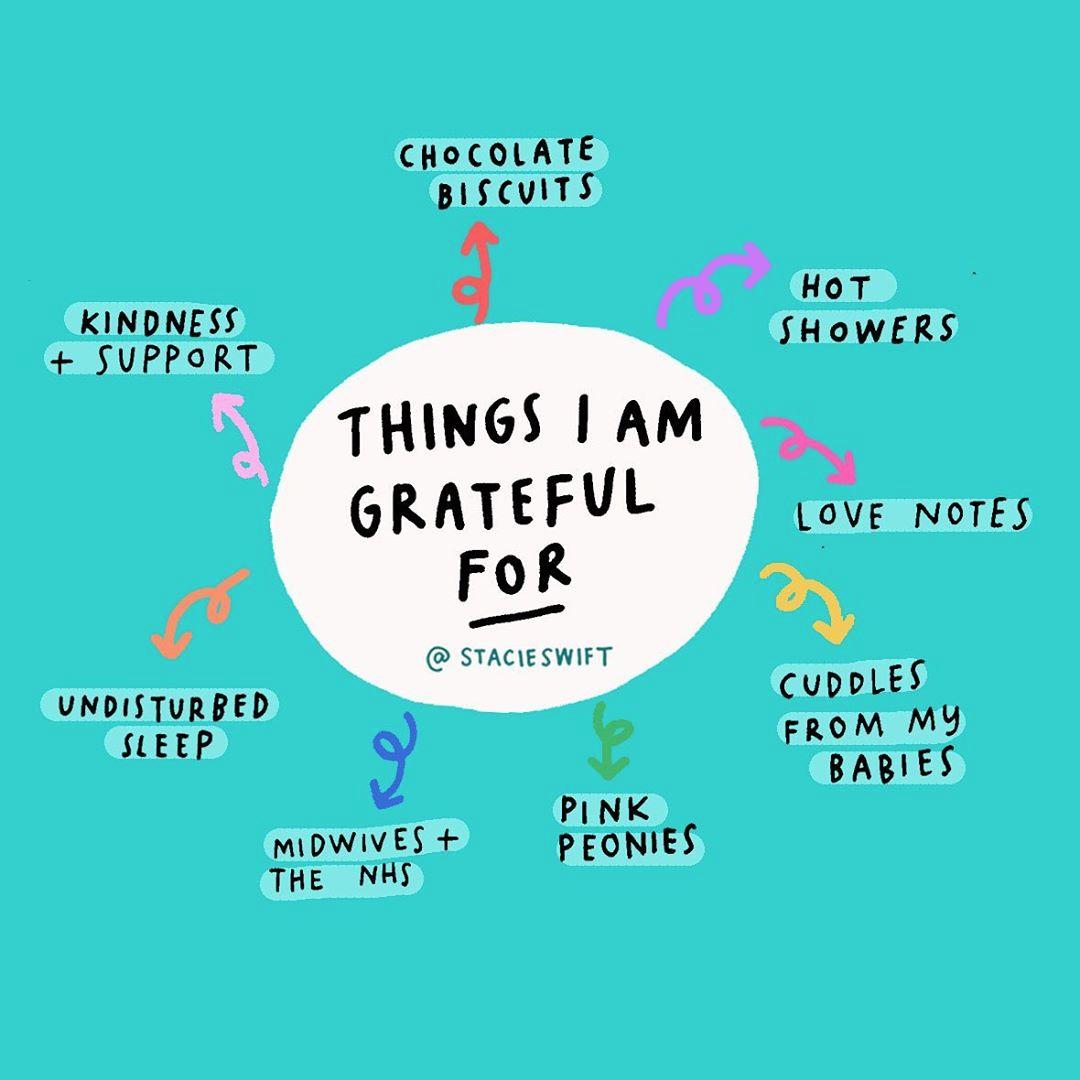Stacieswift Gratitude List Coping Skills Emotions Psychology Facts