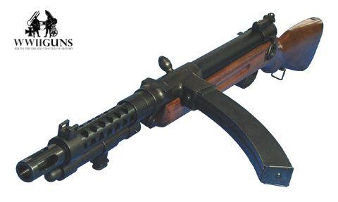 japanese machine guns