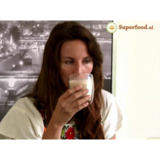 Afslank drankje met Afrikaanse Mango (melk vervanger recept)