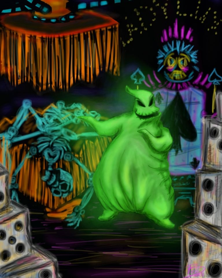 The Oogie Boogie Is Probably My Fav Part Of The Nightmare Before Nightmare Before Christmas Tattoo Sally Nightmare Before Christmas Nightmare Before Christmas