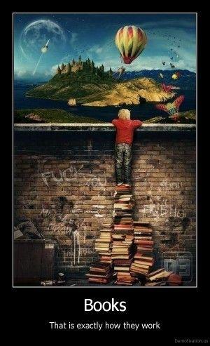 How books work