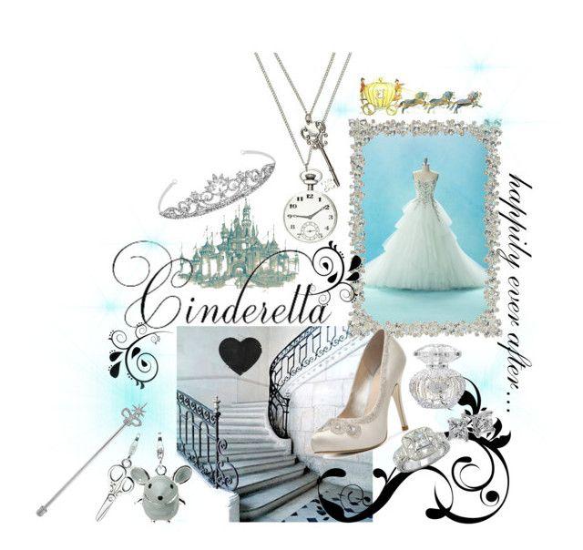 """Fairy Tale"" by rory-gilmore ❤ liked on Polyvore featuring River Island, Disney, Olivia Riegel, Fantasy Jewelry Box, Amore La Vita, Jon Richard, Blue Nile, Torrini, chiffon dresses and tulle"