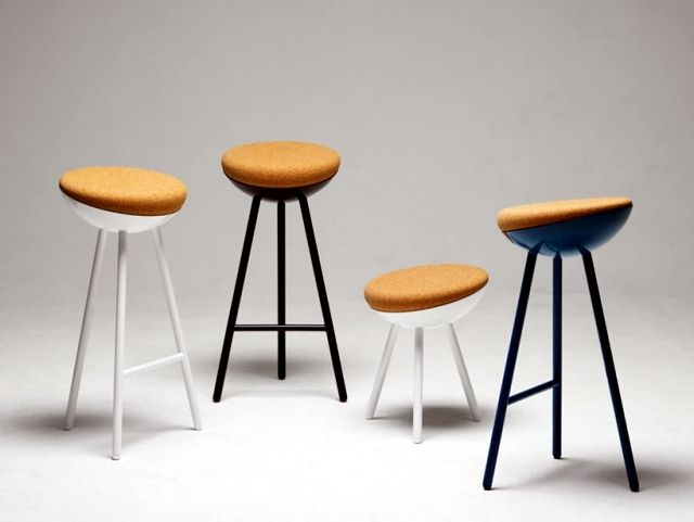 28 Bar Stools And Stools Design In Different Materials And Colors Stool Design Note Design Studio Notes Design