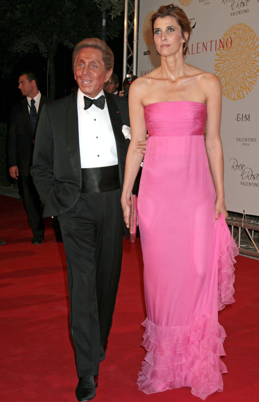 50 aniversario Valentino | Moda | Pinterest | Alta costura, Vestidos ...