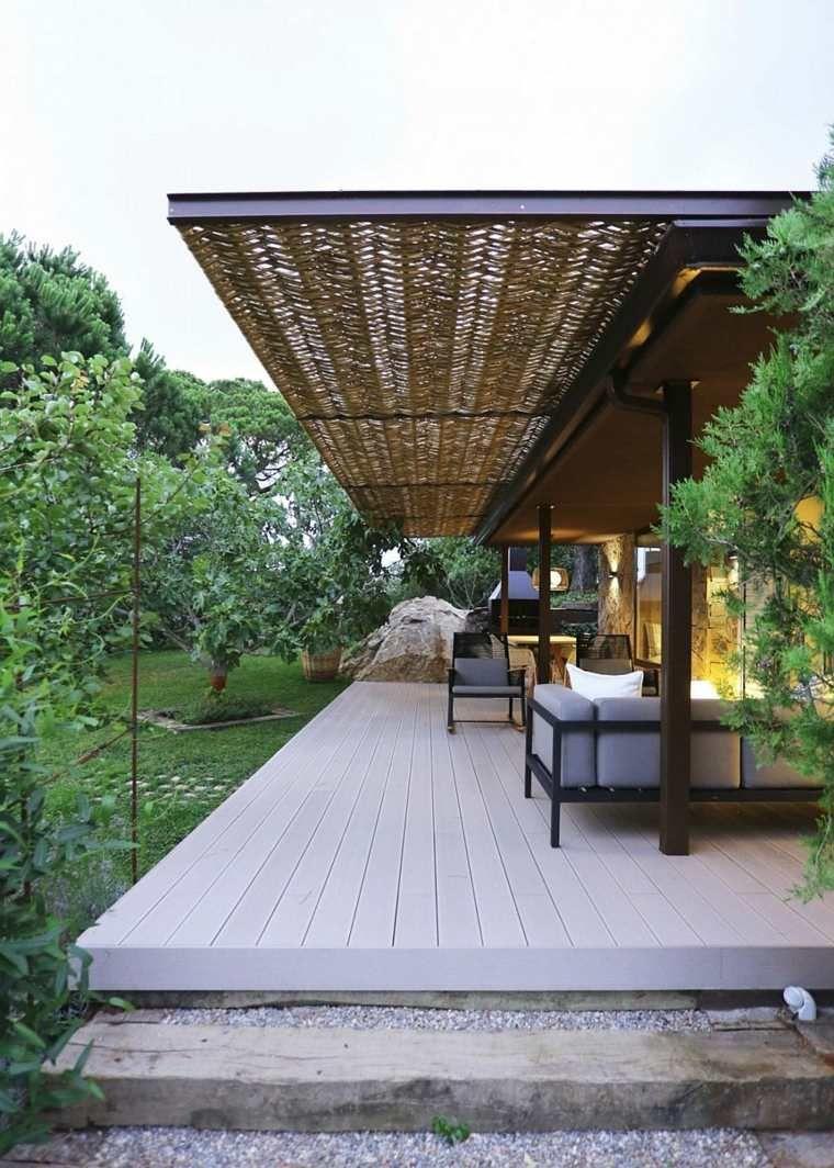 Tente de jardin et pergola de design moderne en 75 idées | My Home ...