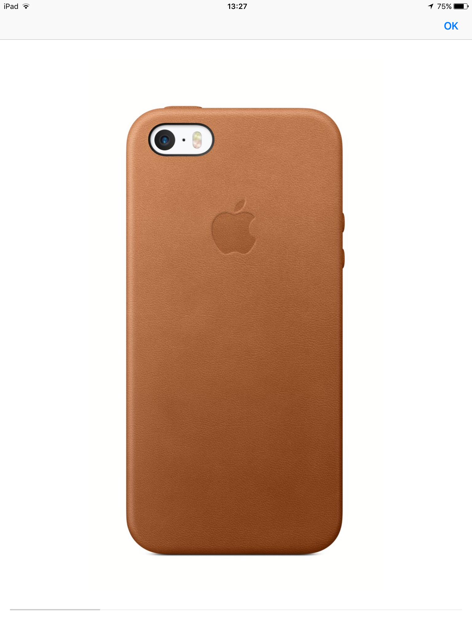funda iphone 5 elegante