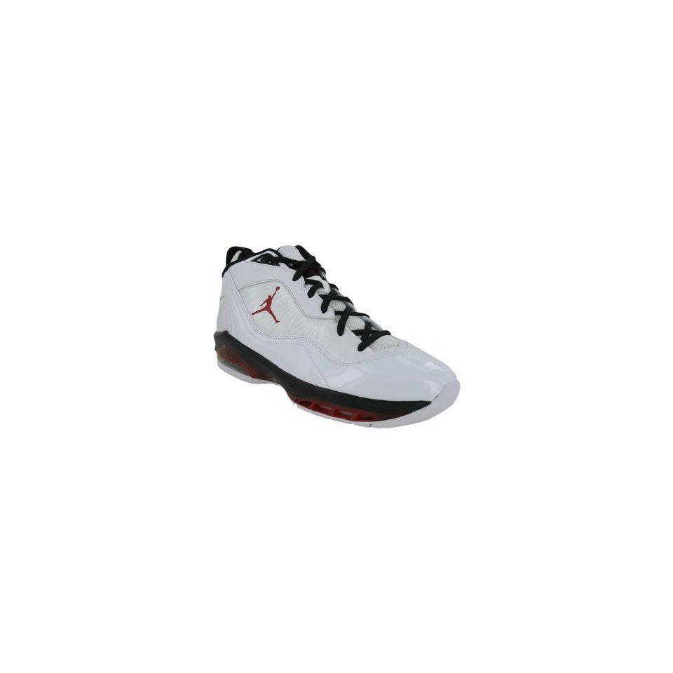 bee57bdfc6e88c Jordan Melo M8 Mens Basketball Shoes 469786 101 White 7.5 M US Shoes ...