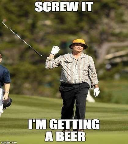 Been there, done that…| Rock Bottom Golf #RockBottomGolf #golfingmemes #Golfhumor #golfhumor