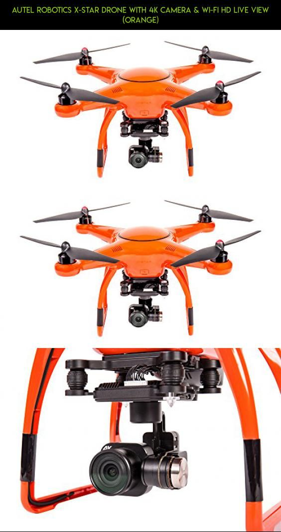 Autel Robotics X Star Drone With 4k Camera Wi Fi Hd Live View