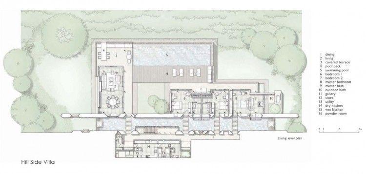 Alila Villas Uluwatu By Woha Architects Alila Villas Uluwatu Hotel Room Plan Resort Plan