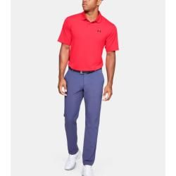 Photo of Under Armor Men's Ua Performance structured polo shirt Red Lg Under Armor
