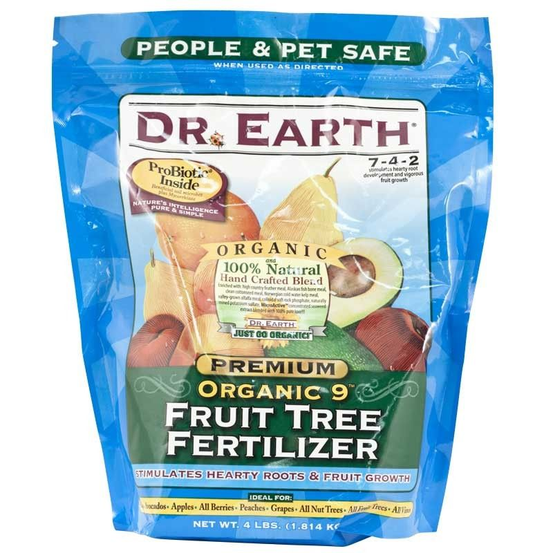 Dr Earth Fruit Tree Fertilizer 7 4 2 Lb Help For My Lemon