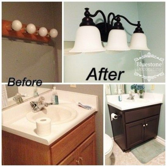 Photo of Upgrading a build quality bathroom in just one weekend for just a few hundred …