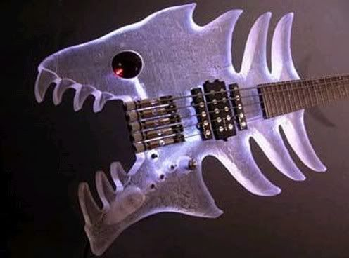 Cool Guitar Designs
