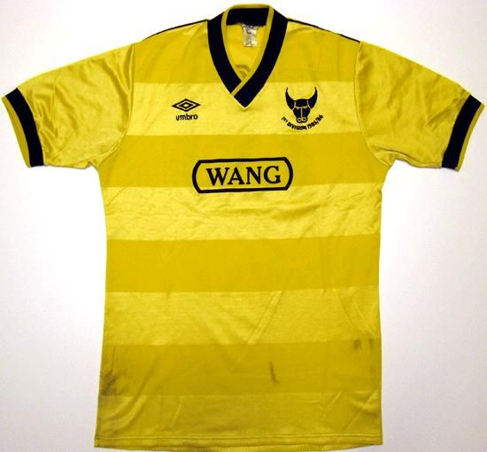 e9eaafa1b8d Oxford United Wang shirt