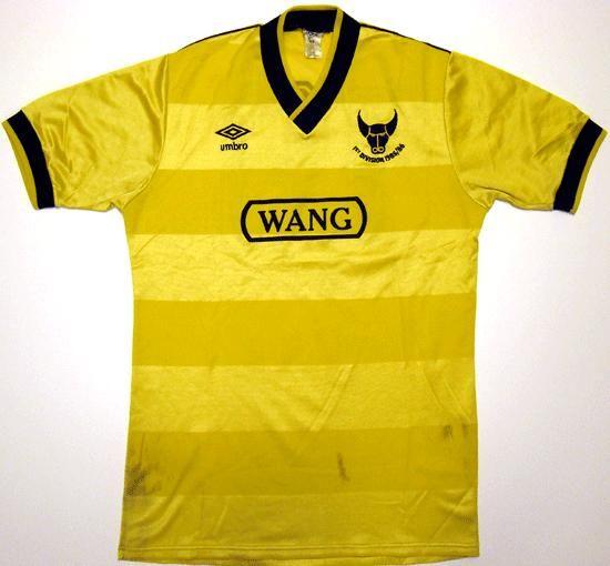 41a9b7fc1 Oxford United Wang shirt. Oxford United Wang shirt Oxford United