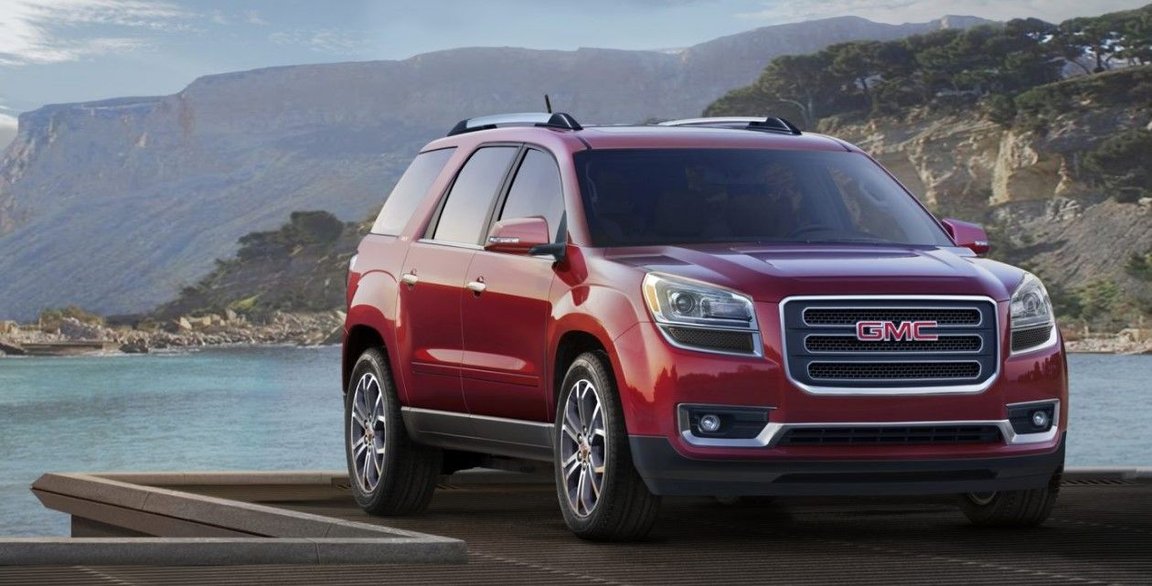 The 2019 Gmc Acadia Is A Mid Size Crossover Cost Suv From The American Manufacture Gmc The 2019 Gmc Acadia Is Powered By A Dohc 24 Valve 3 6 Litre 6 Cylinder V