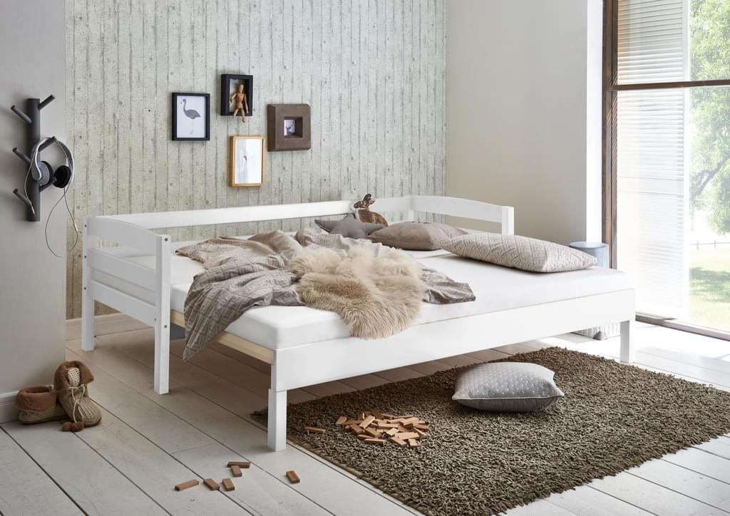 Wohnzimmer Buche ~ Relita funktionsbett emilia 90 180x200 buche real interior