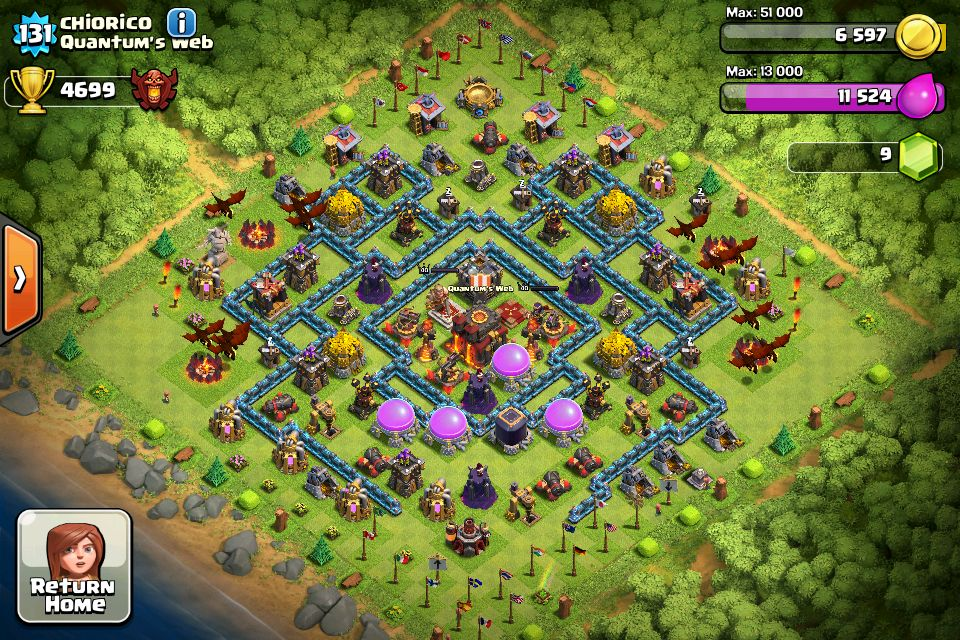 Pin On Clash Of Clans Hack Ios