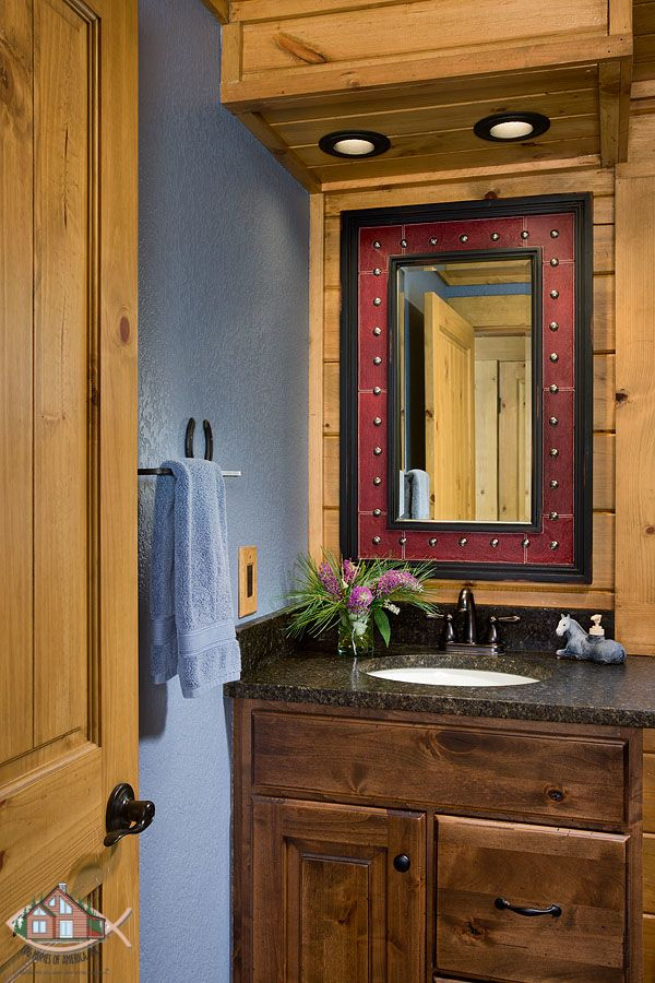 This Bathroom Features A Tu0026G Wall And Knock Down Finish On The Drywall  Section.