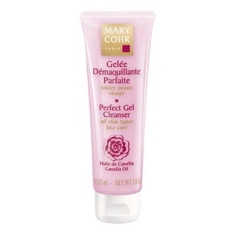 Mary Cohr Perfect Gel Cleanser - 125ml All Skin Types  This astounding gel is applied to the entire face to perfectly cleanse and remove make-up from the skin.  When massaged into the skin, it transforms into oil and then an emulsion upon contact with water, restoring softness and comfort.