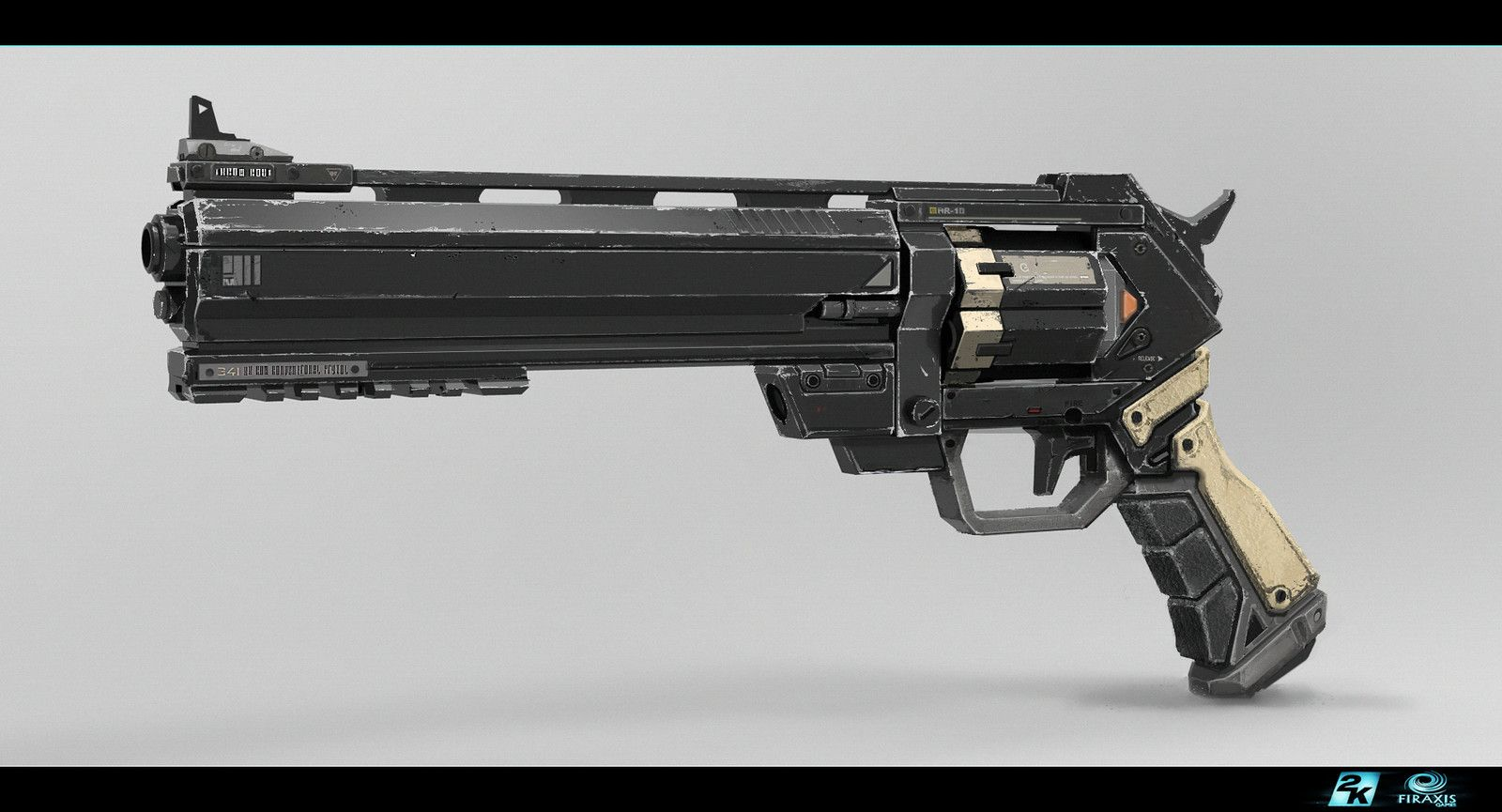 Spp 1 underwater pistol - Conventional Pistol Xcom2 Dongmin Shin On Artstation At Https Www