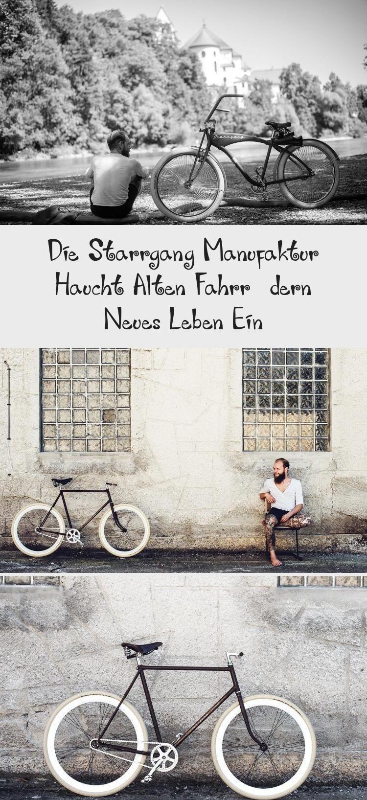 Photo of Die Starrgang Manufaktur Haucht Alten Fahrrädern Neues Leben Ein – Dekoration