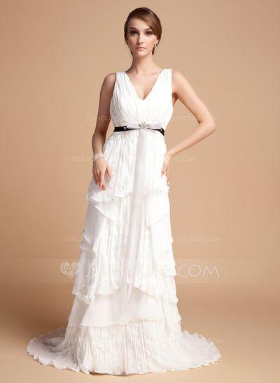 Rubans de soie location robe de mariee