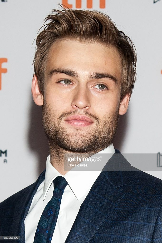 Actor Douglas Booth attends the Premier of 'The Limehouse ...