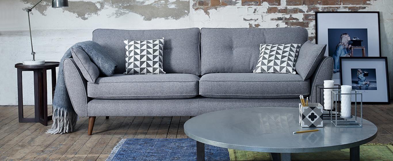 Spring trends 2018 for modern sofas Living room furniture sets