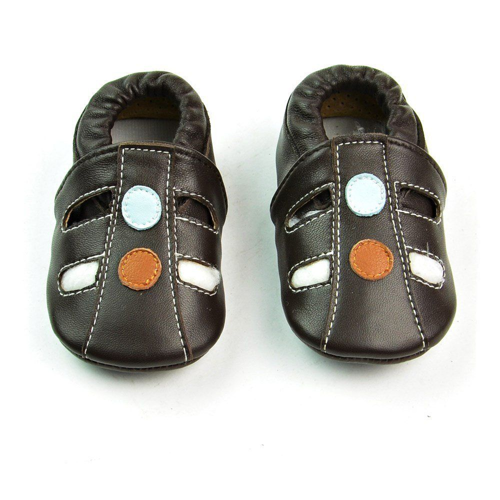 e259158d34281 Shubb Leather Baby Toddler Infant Prewalker Shoes with Soft Sole 12 ...