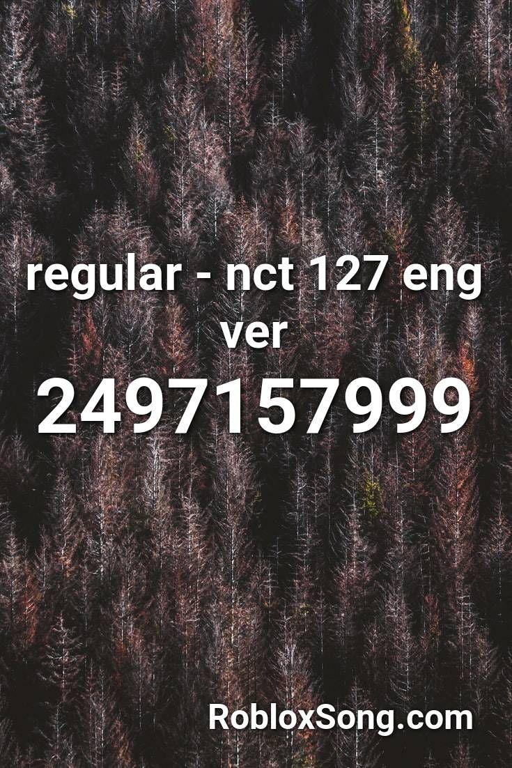 Pin By Aleksandra Wnuk On Nwm Nct 127 Nct Roblox