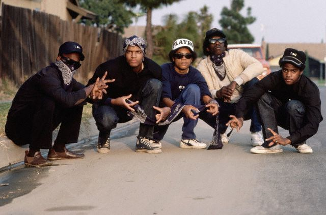 Los Angeles Gang Culture Compton Crips Gang Culture Thug Life