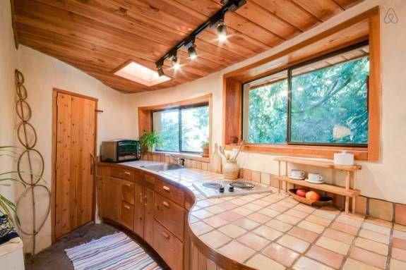 This Mayne Island Cob House is Amazing